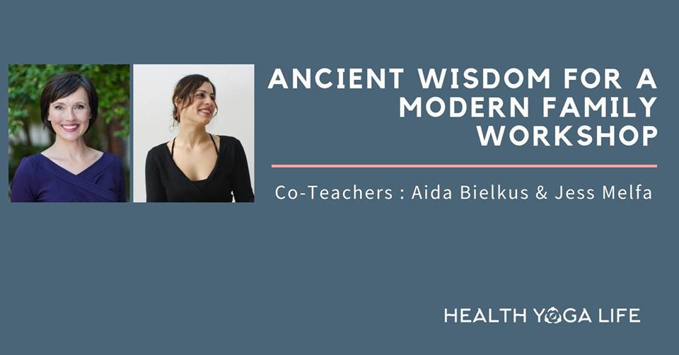 Ancient Wisdom for a Modern Family: Five Tips to Balance Your hOMe